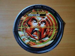 12 x 12  X-Men Operation Zero Tolerance Target Scan MARROW Promo Poster NEW