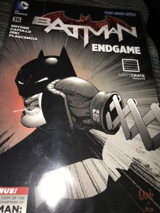 DC Batman Endgame #36 The New 52 LootCrate Exclusive Mint