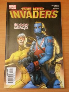 The New Invaders #5 ~ NEAR MINT NM ~ 2005 Marvel COMICS