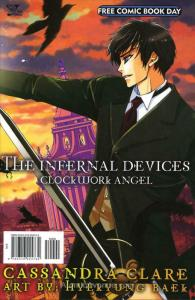 Infernal Devices, The FCBD #2012 VF; Yen | save on shipping - details inside