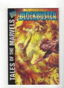 Tales of the Marvels Blockbuster #1Prestige Format NM