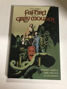 Fafhrd And The Grey Mouser Fritz Leiber Nm Near Mint Dark Horse SC TPB