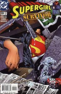 SUPERGIRL (1996 DC) #59 NM- A93358