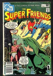 Super Friends #47 (1981)
