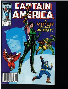 Captain America #342 (Marvel, 1988)