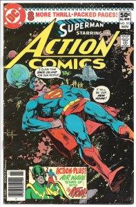 Action Comics #513, - Bronze Age - Nov., 1980 (FN+)