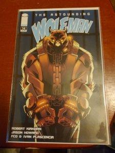 The Astounding Wolf-Man #14 (2009)