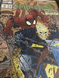 Marvel Spider-Man #18 Feat Ghost Rider Mint