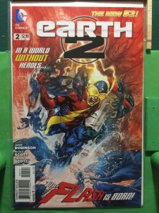 Earth 2 #2 The New 52