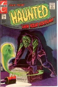 HAUNTED (1971-1984 CH) 6 VF June 1972 COMICS BOOK