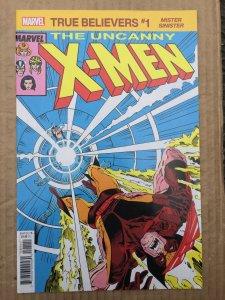 True Believers: X-Men: Mister Sinister #1 (2020)