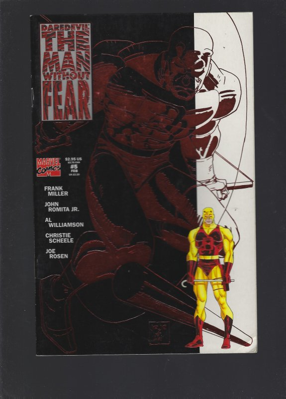 Daredevil: The Man Without Fear #5 (1994)