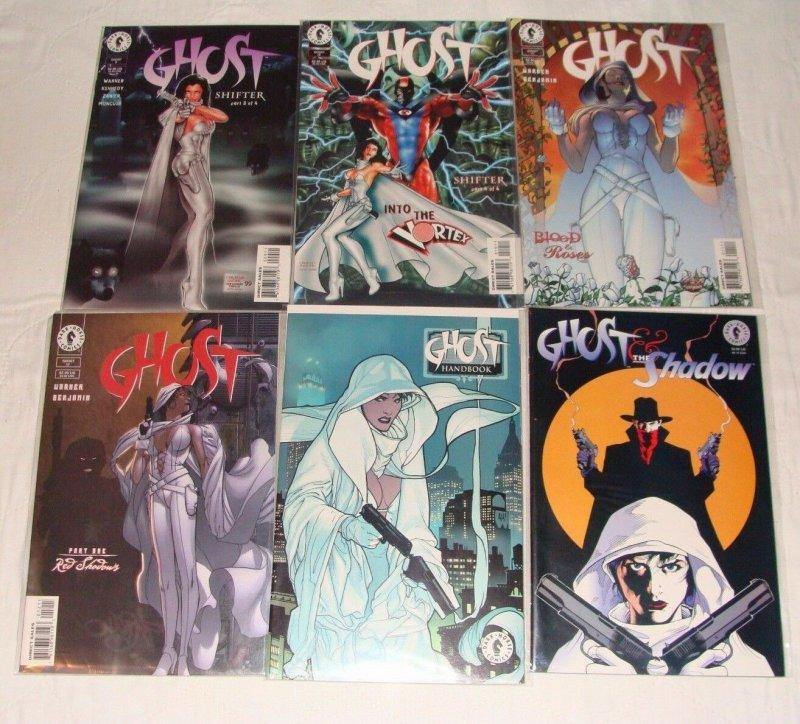 LOT of 55 Ghost #1-36 (1995) 1-12 (1998) ( Dark Horse) Handbook Special 1-3 NM