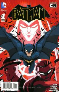 Beware the Batman #1 VF/NM; DC | save on shipping - details inside