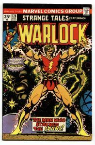 STRANGE TALES #178 comic Warlock Issue First Magus - MCU Cosmic Marvel. VF