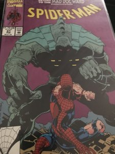 Marvel Spider-Man #31 Mint Mad Dog Ward