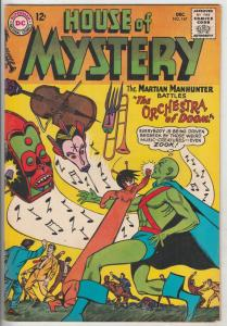 House of Mystery #147 (Dec-64) VF/NM High-Grade Martian Manhunter, Robby Reed...
