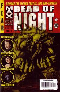 Dead of Night Featuring Man-Thing #1 VF/NM; Marvel | save on shipping - details