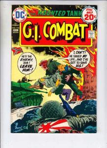 G.I. Combat #174 (Dec-74) NM- High-Grade The Haunted Tank