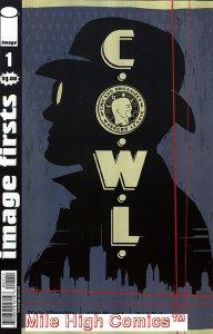 IMAGE FIRSTS: COWL (2014 Series) #1 Near Mint Comics Book