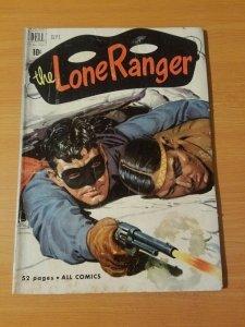 The Lone Ranger #39 ~ FINE FN ~ (1951, Dell Comics)