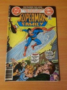 Superman Family #196 ~ FINE - VERY FINE VF ~ 1979 DC COMICS