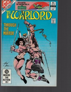 Warlord #65  (Marvel, 1982) VF/NM