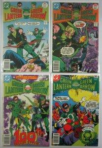 Green Lantern Comic Lot #95 - 107 (4 DIFF) - 6.0 FN (1977 - 1978)