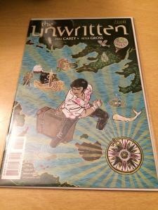 The Unwritten #4