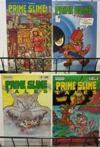PRIME SLIME TALES (MI/N) 1-4 URBAN GRITTY FUNNY-ANIMAL