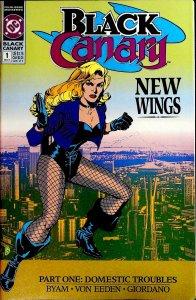 Black Canary #1 (1991)