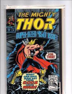 Marvel Comics (1966) The Mighty Thor #450