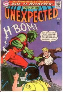UNEXPECTED (TALES OF) 103 VG-F   November 1967 COMICS BOOK