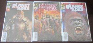 Planet of the Apes comics set:#1-6 8.0 VF (2001)