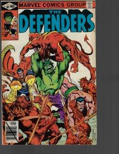 Defenders #80 (Marvel, 1980)