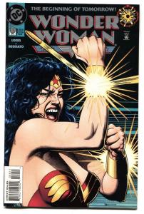 WONDER WOMAN #0 comic book 1994-BOLLAND COVER-ICONIC-NM-