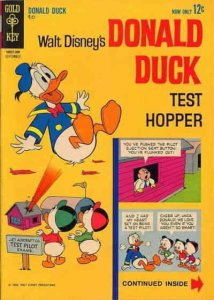 Donald Duck (Walt Disney's…) #90 VG; Dell | low grade comic - save on shipping -