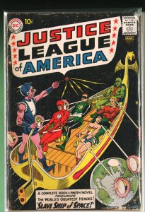 Justice League of America #3 (1961)