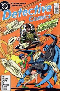 Detective Comics (1937 series) #573, VF- (Stock photo)