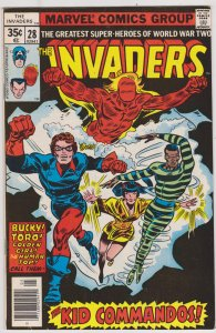 The Invaders #28 (1978)