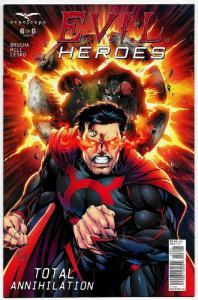 Evil Heroes #6 Cvr B (Zenescope, 2017) NM