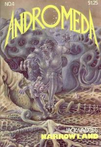 Andromeda (Silver Snail) #4 VF/NM; Silver Snail   save on shipping - details ins
