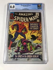Amazing Spider-Man #40 CGC 6.0