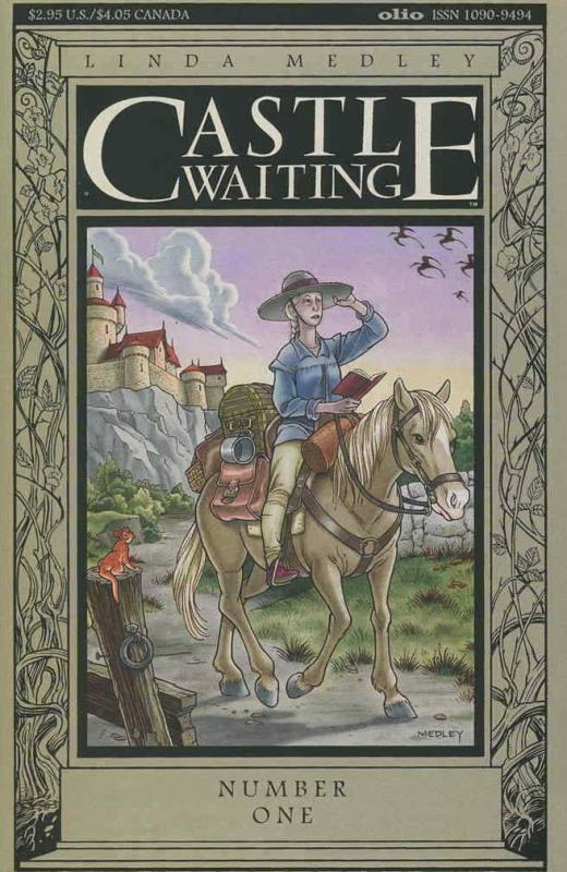 Castle Waiting #1 VF; Olio | save on shipping - details inside