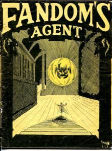 Fandom's Agent #7 1969-DC & Narvel info-reproduction Golden Age covers-EC-G
