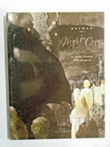 Batman Night Cries #1 Hardcover used 4.0 VG (1992)