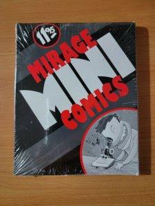 Mirage Mini Comics SEALED SET TMNT RARE ~ NEAR MINT NM ~ 1989 Mirage Comics