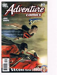 Adventure Comics # 3 DC Comic Books Superman Awesome Issue Modern Age WOW!!! S23