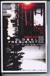 Global Frequency: Planet Ablaze-Warren Ellis-TPB-trade