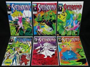 Spellbound #1,2,3,4,5,6 Set (Marvel, 1987) VF/NM